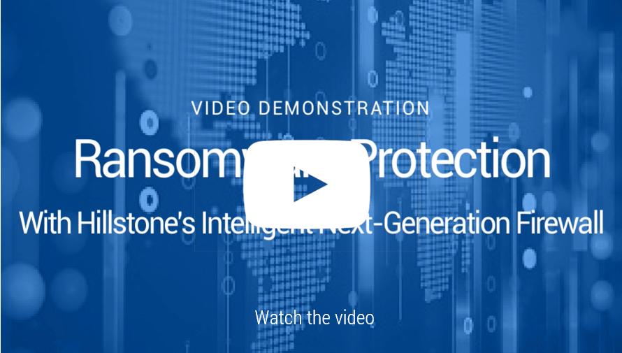 Watch 비디오: 랜섬웨어 방어 데모